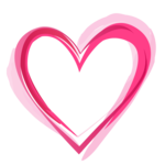 Pink Heart PNG Pic icon png