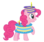 Pinkie Pie Party PNG Clipart icon png