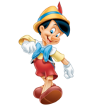 Pinocchio Transparent Background icon png
