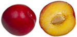 Plum PNG Clipart icon png