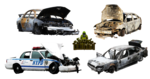 Police Car PNG Clipart icon png