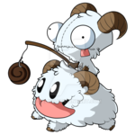 Poro Transparent Background icon png
