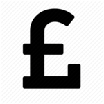 Pound Transparent PNG icon png