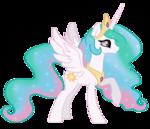 Princess Celestia Transparent PNG icon png