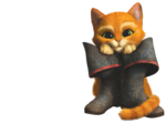 Puss In Boots PNG File icon png