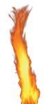 Real Fire Transparent PNG icon png