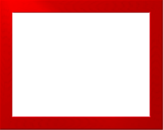 Red Border Frame PNG Free Download icon png
