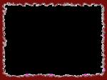 Red Border Frame PNG Transparent Image icon png