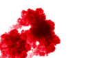 Red Smoke PNG Transparent HD Photo icon png