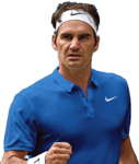 Roger Federer PNG No Background icon png