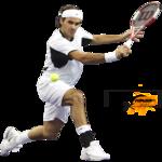 Roger Federer Transparent Background icon png