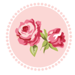 Romantic Pink Flower Border PNG HD icon png