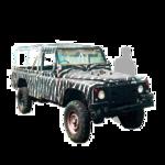 Safari Jeep Transparent Background icon png