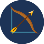 Sagittarius PNG Clipart icon png