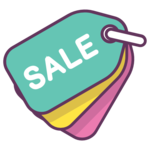 Sale Download PNG Image icon png