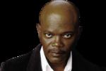 Samuel L Jackson PNG Transparent icon png
