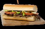 Sausage Sandwich icon png