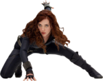 Scarlett Johansson Transparent Background icon png