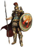 Sci Fi Warrior Transparent PNG icon png