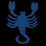 Scorpio Zodiac Symbol PNG Transparent Picture icon png