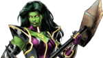 She Hulk PNG Pic icon png