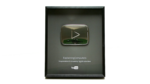 Silver Play Button PNG Clipart icon png