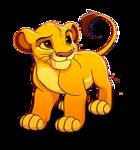 Simba Download PNG Image icon png