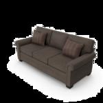 Sleeper Sofa PNG HD icon png