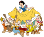 Snow White And The Seven Dwarfs PNG Transparent icon png
