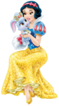 Snow White Transparent Background icon png