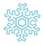 Snowflakes Transparent Background icon png