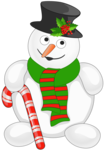 Snowman PNG Clipart icon png
