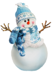 Snowman PNG Transparent HD Photo icon png