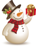 Snowman Transparent Images PNG icon png