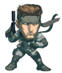 Solid Snake PNG Photos icon png