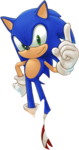 Sonic The Hedgehog Transparent Background icon png
