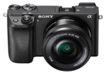 Sony Digital Camera PNG Transparent Image icon png