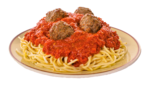 Spaghetti Transparent Background icon png
