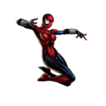 Spider Woman PNG File icon png
