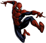 Spiderman Comic Transparent PNG icon png