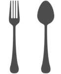 Spoon And Fork Transparent Background icon png