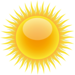 Sun PNG HD icon png