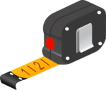 Tape Measure PNG Image icon png