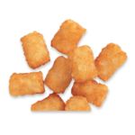 Tater Tots PNG Transparent Image icon png