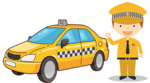 Taxi Driver PNG Clipart icon png