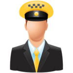 Taxi Driver PNG File icon png