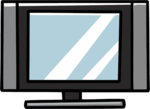 Television PNG Pic icon png