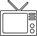 Television Transparent Background icon png