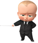 The Boss Baby PNG Clipart icon png