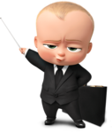 The Boss Baby Transparent PNG icon png
